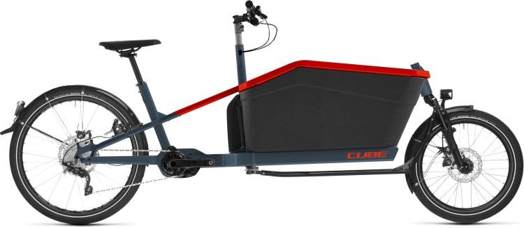 Cube Cargo Sport Dual Hybrid 2021 - E-Bike Lastenfahrrad