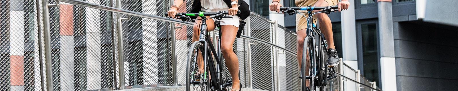 Fitnessräder und Fitnessbikes