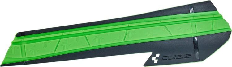 Cube Kettenstrebenschutz HPX black n green