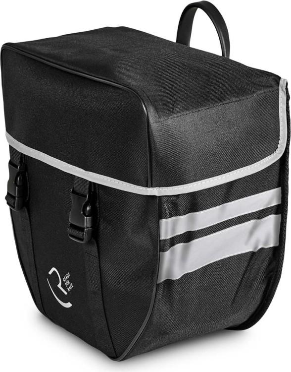 RFR Gepäckträgertaschen black