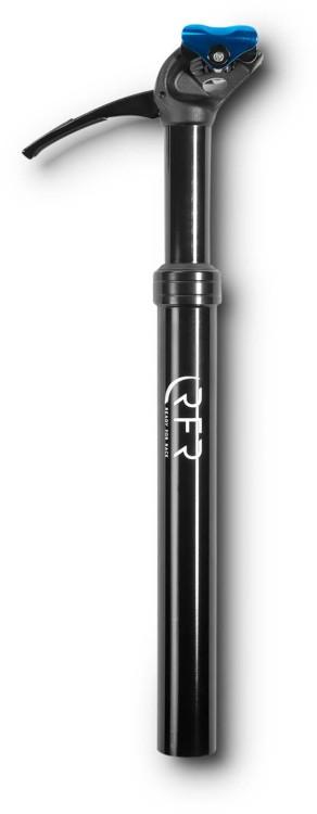 RFR Teleskop-Sattelstütze black - 31,6 mm x 400 mm
