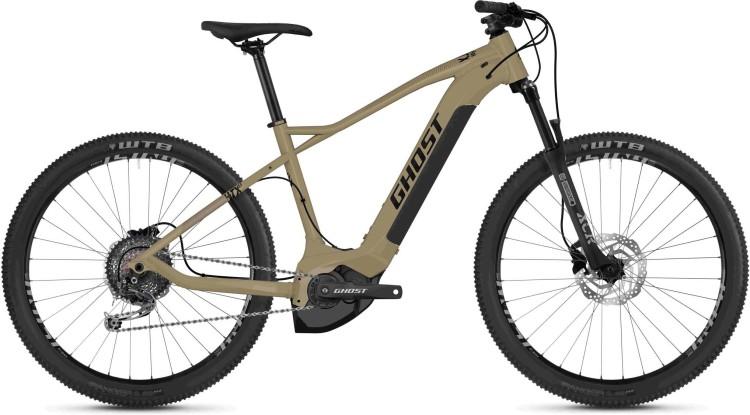 Ghost Hybride HTX 4.7+ dust / jet black 2020 - E-Bike Hardtail Mountainbike