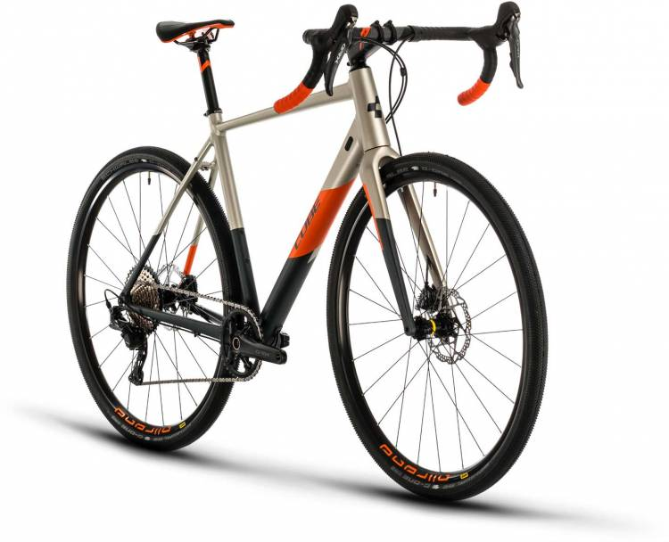Cube Nuroad SL titanium n orange 2020 - Cyclocross