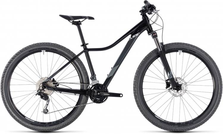 Cube Access WS Pro black n grey 2018 - Damen Hardtail Mountainbike