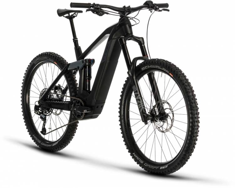 Cube Stereo Hybrid 160 HPC SL 625 27.5 carbon n grey 2020 - E-Bike Fully Mountainbike