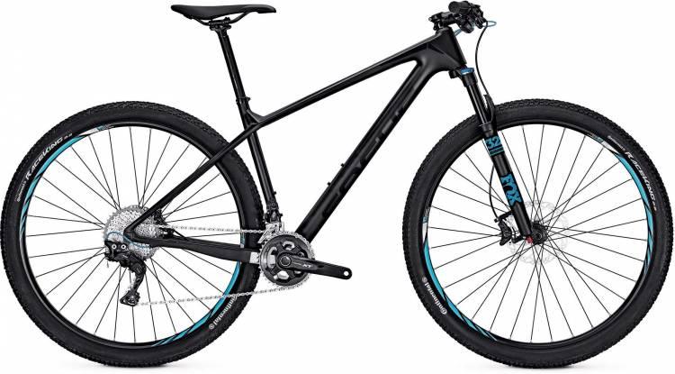 Focus Raven Lite 29 black 2017 - Hardtail Mountainbike