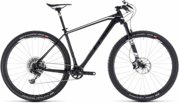 Cube Elite C:62 Eagle blackline 2018 - Hardtail Mountainbike