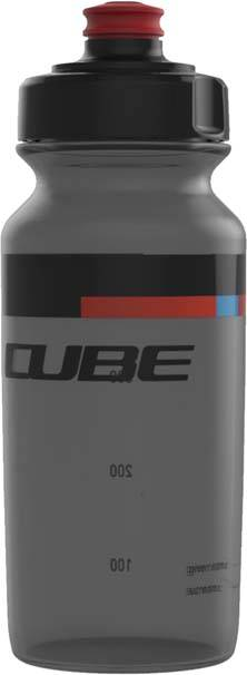Cube Trinkflasche 0,5l TEAMLINE black´n´red´n´blue