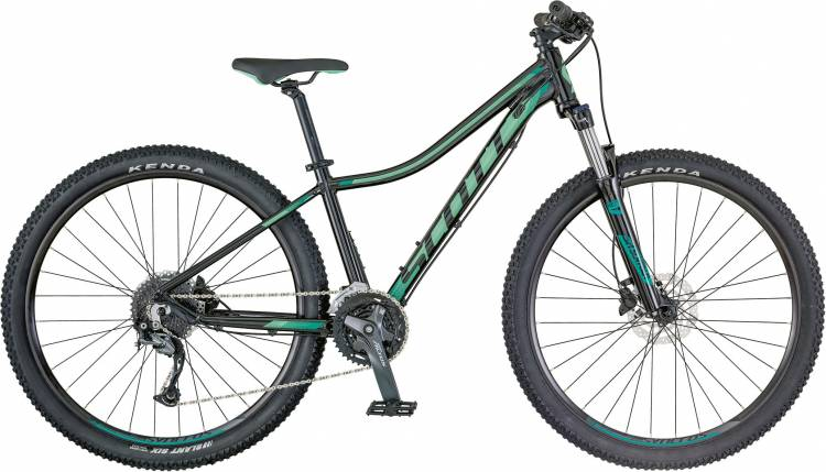 Scott Contessa 710 2018 - Damen Hardtail Mountainbike