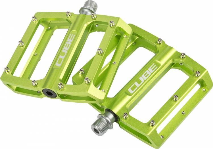 Cube Pedale ALL MOUNTAIN - Grün