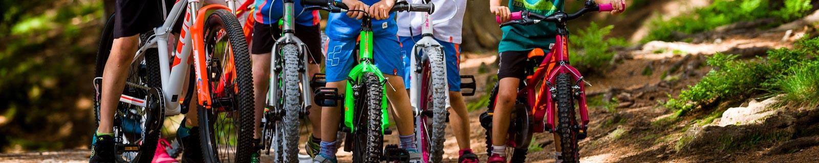 Laufräder und Kinderfahrräder
