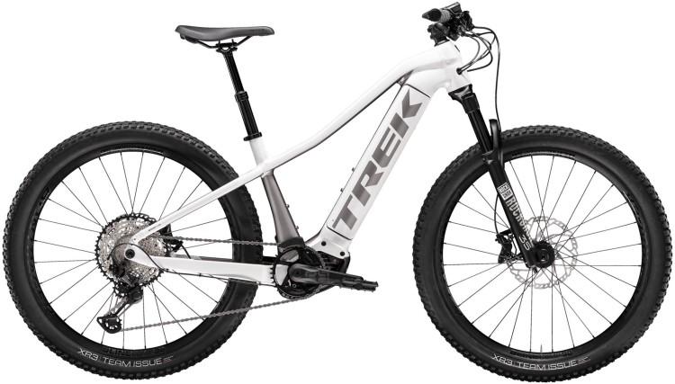 Trek Powerfly 7 W Crystal White/Metallic Gunmetal 2020