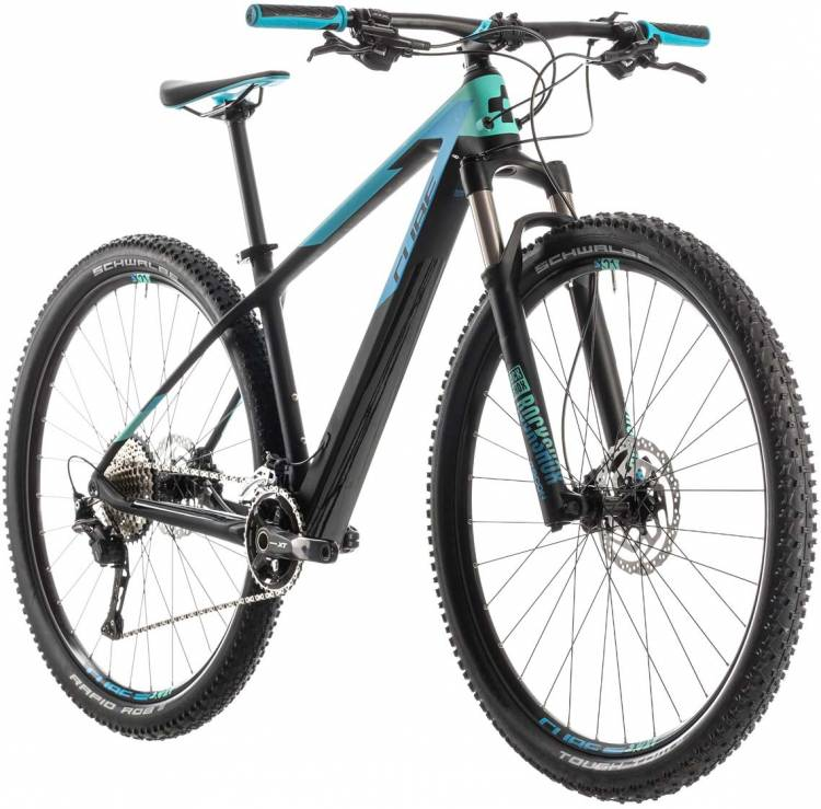 cube access ws c 62 pro carbon n aqua 2019 mountainbike. Black Bedroom Furniture Sets. Home Design Ideas