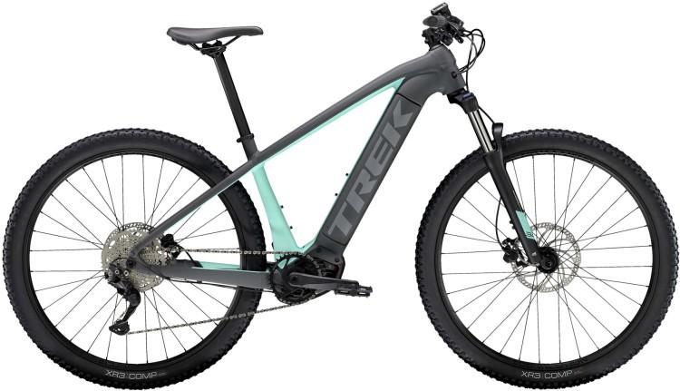 Trek Powerfly 4 625Wh Matte Solid Charcoal / Matte Miami 2021 - E-Bike Hardtail Mountainbike