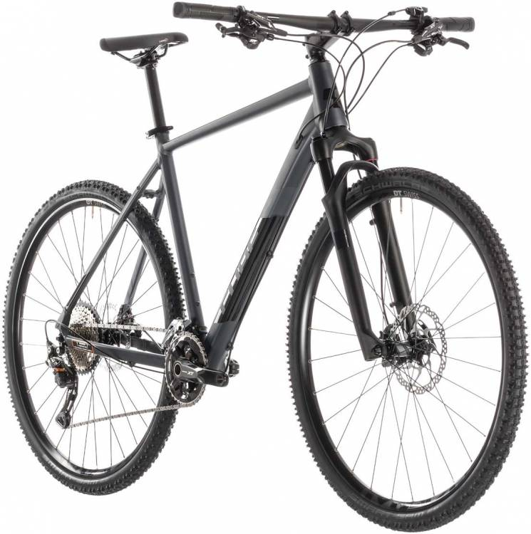 Cube Cross SL iridium n black - Herren 2019