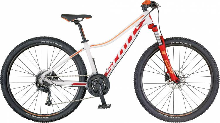 Scott Contessa 720 white/peach 2018 - Damen Hardtail Mountainbike