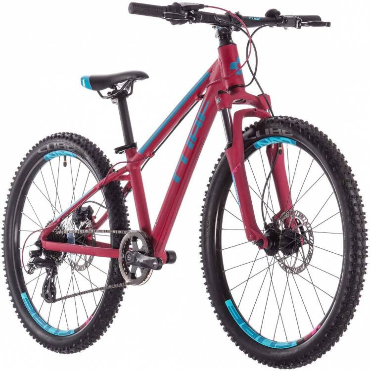 Cube Access 240 Disc berry n aqua n pink 2019