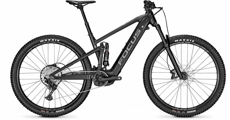 Focus Jam2 6.7 Nine Magic Black 2021 - E-Bike Fully Mountainbike