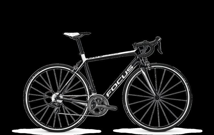 Focus Cayo Ultegra carbon/white/grey 2017 - Herren Carbon Rennrad