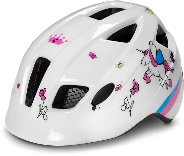 Cube Helm PEBBLE white cubie