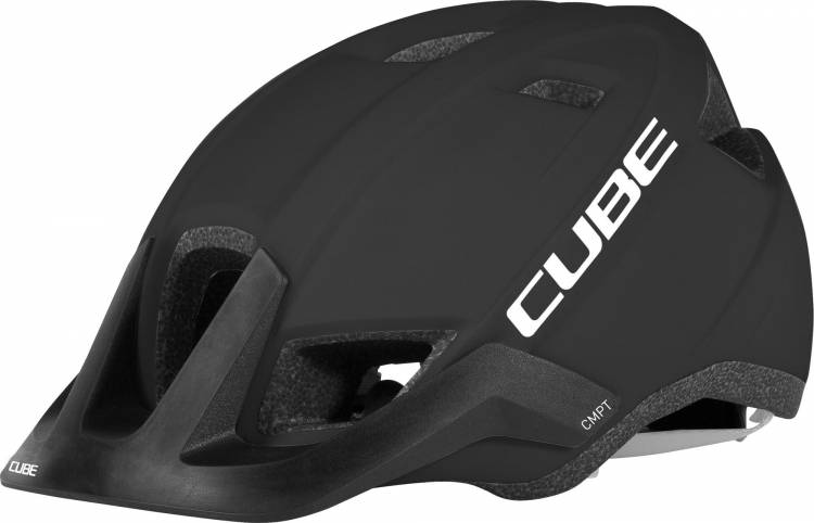 Cube Helm CMPT black´n´white