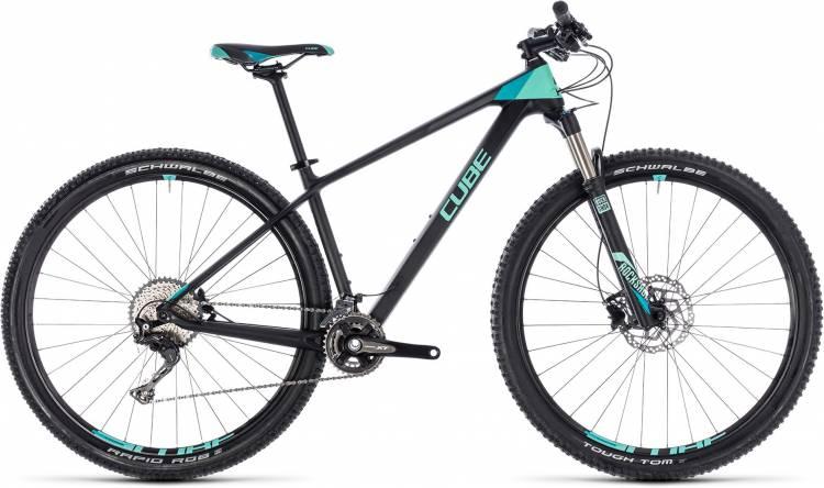 Cube Access WS C:62 Pro carbon n mint 2018 - Damen Hardtail Mountainbike