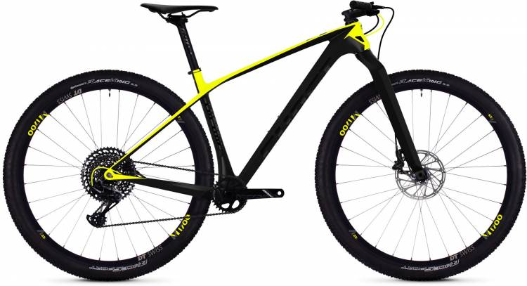 Ghost Lector X8.9 UC U 2019 - Hardtail Mountainbike