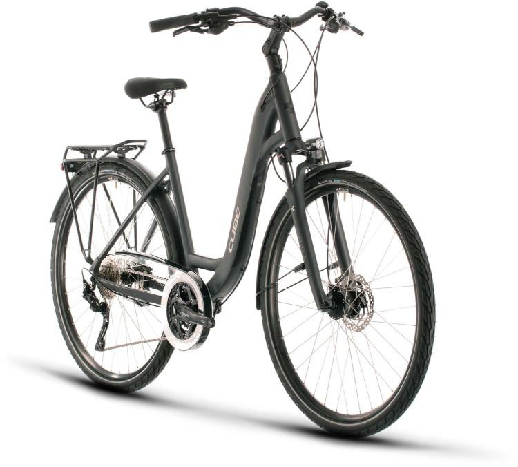 Cube Touring EXC iridium n silver 2020 - Trekkingrad Tiefeinsteiger