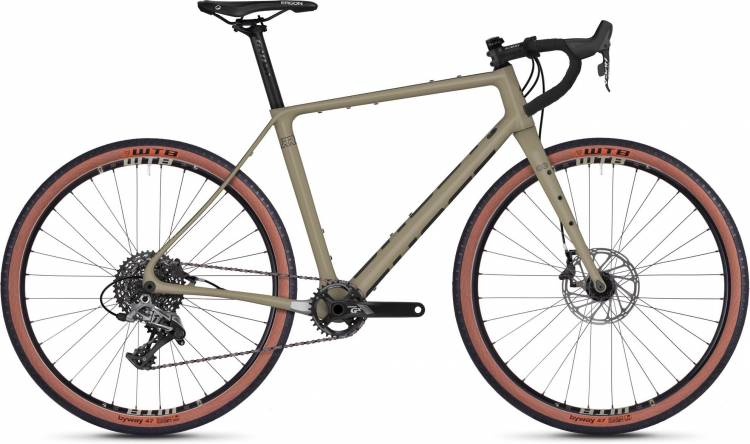 Ghost Endless Road Rage 8.7 LC U tan / titanium gray 2020 - Cyclocross - Lackschaden