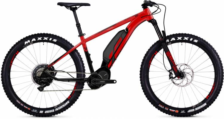 Ghost Hybride Kato S6.7+ AL 2018 - E-Bike Hardtail Mountainbike