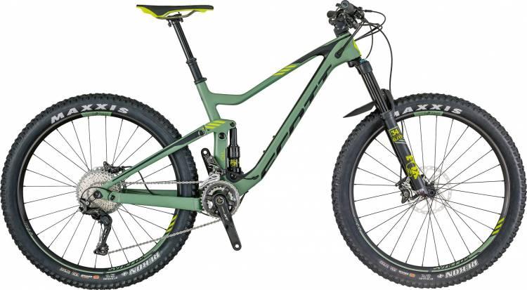 Scott Genius 710 2018 - Fully Mountainbike