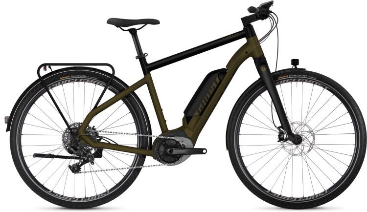 Ghost Hybride Square Trekking B6.8 AL 2019 - Herren E-Bike Trekkingrad