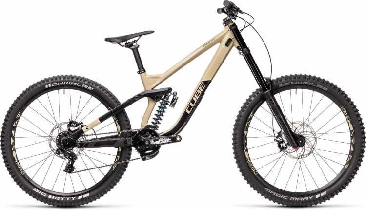 Cube TWO15 Pro 27.5 sand n black 2021 - Fully Mountainbike