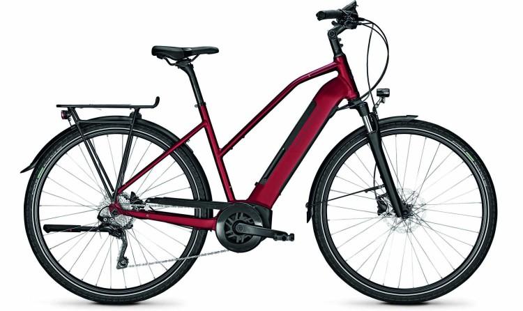 Kalkhoff Endeavour 3.B Advance winered matt (Trapez) 2020 - E-Bike Trekkingrad Damen
