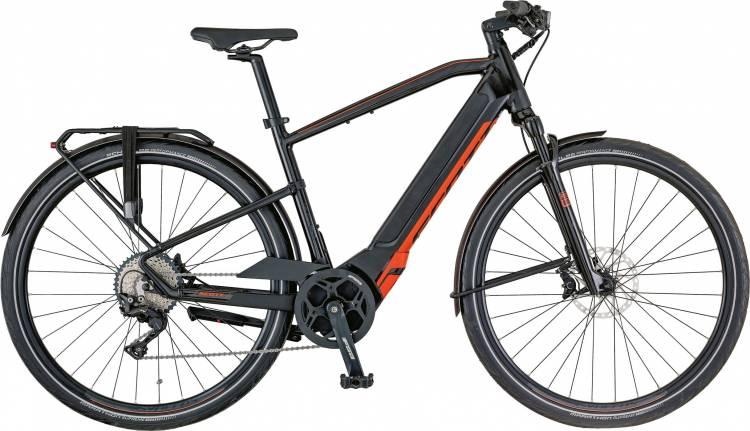 Scott E-Silence 10 2018 - Herren E-Bike Trekkingrad