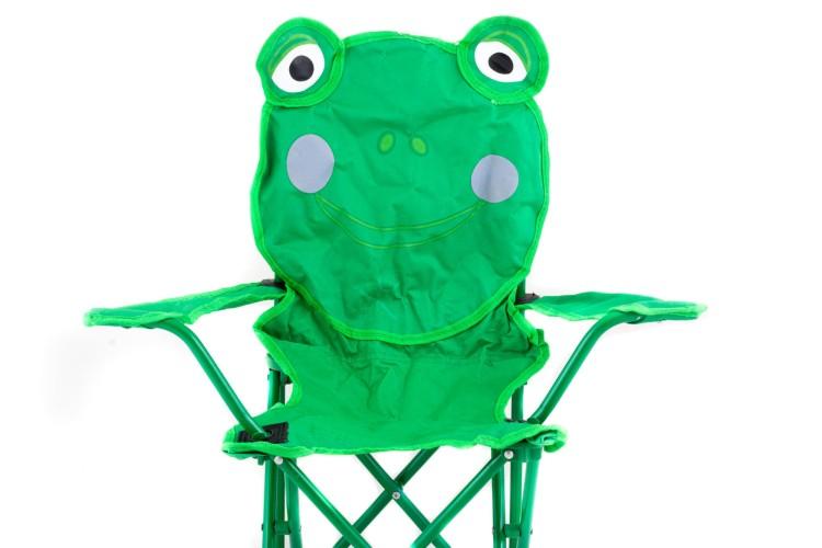 Kinderklappstuhl Frosch