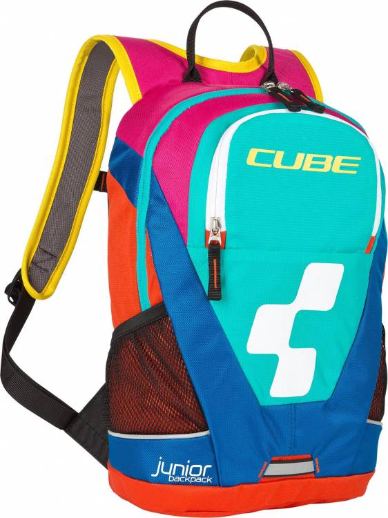 Cube Rucksack JUNIOR Volumen: 10 Liter mint n pink