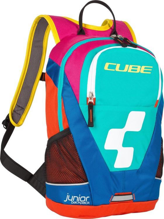 Cube Rucksack JUNIOR Volumen: 10 Liter mint n pink