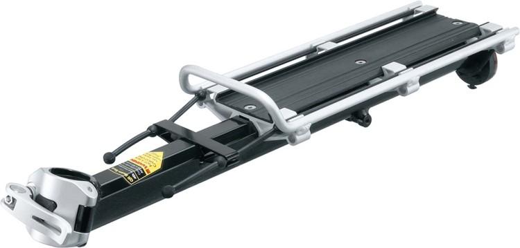 Topeak Sattelstützträger MTX Beam Rack E -Type - schwarz