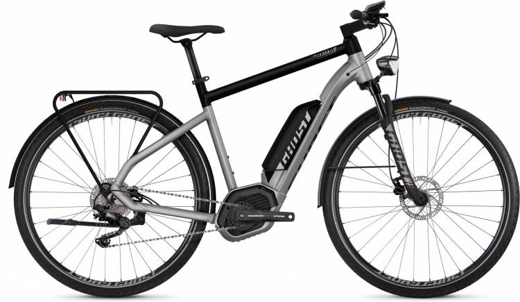 Ghost Hybride Square Trekking B5.8 AL 2018 - Herren E-Bike Trekkingrad