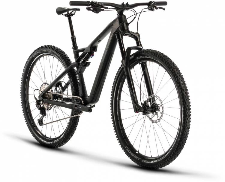 Cube AMS 100 C:68 Race 29 carbon n grey 2020 - Fully Mountainbike