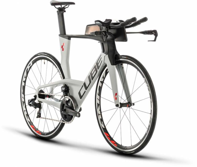 Cube Aerium C:68 SL LOW carbon grey 2020 - Triathlon