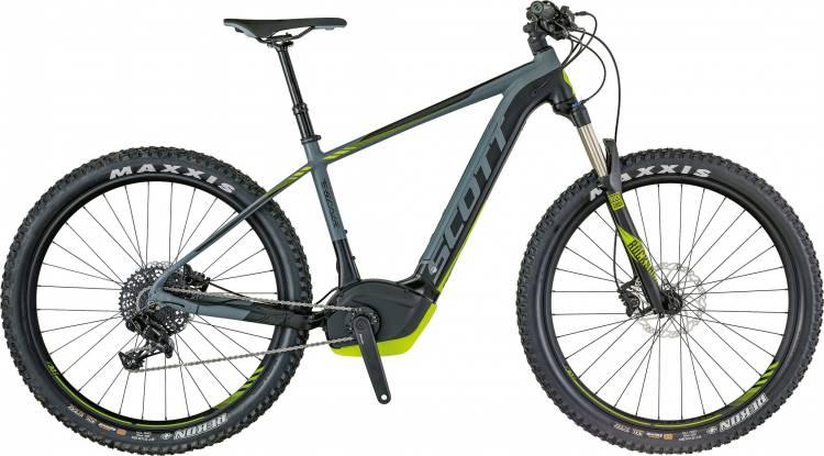 Scott E-Scale 720 2018 - E-Bike Hardtail Mountainbike