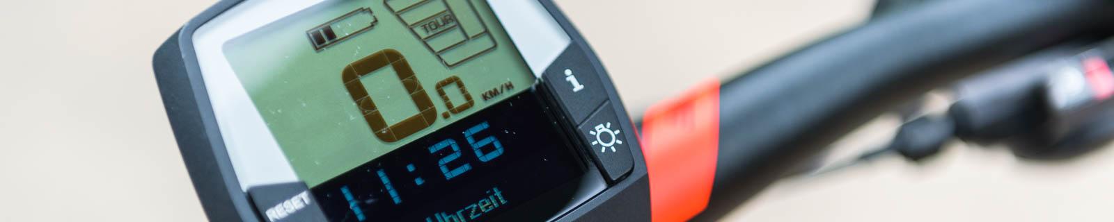 Cube E-Bike Cross- und Fitnessräder