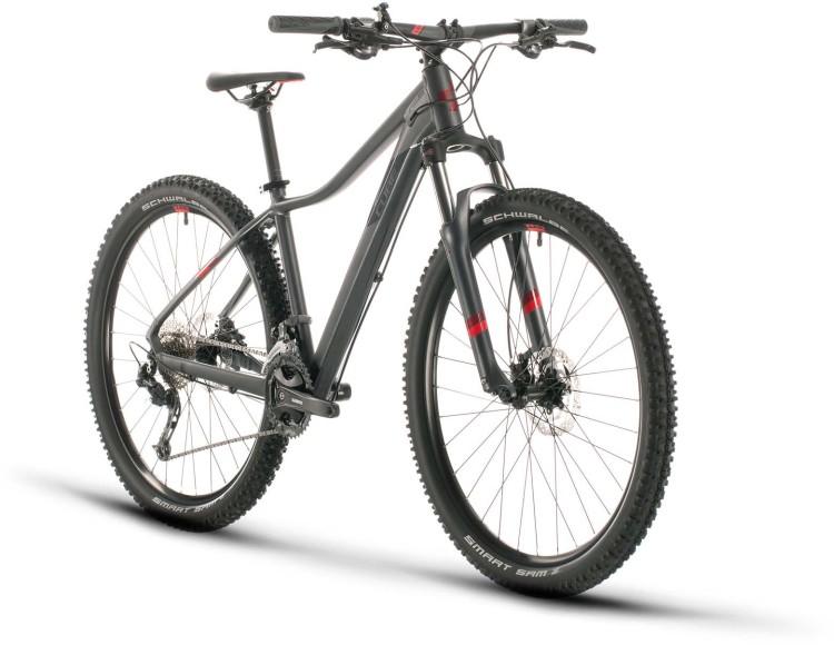 Cube Access WS Pro iridium n deepred 2020 - Hardtail Mountainbike Damen