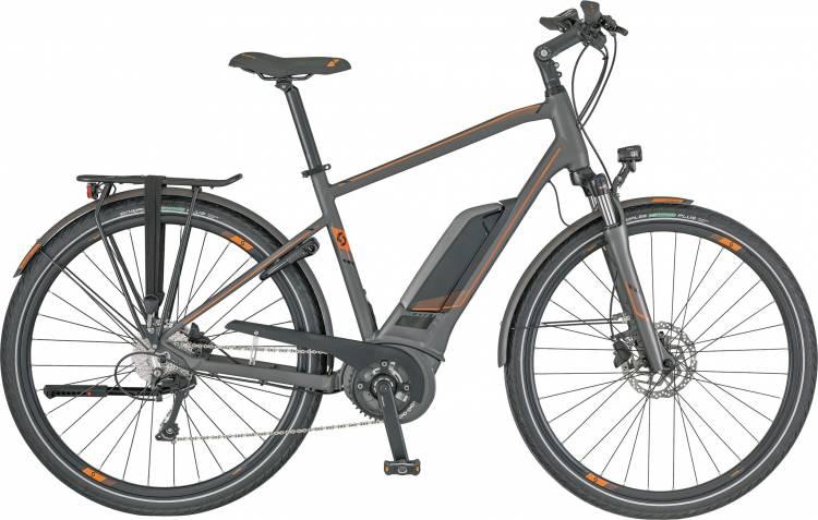 Scott E-Sub Tour 2018 - Herren E-Bike Trekkingrad