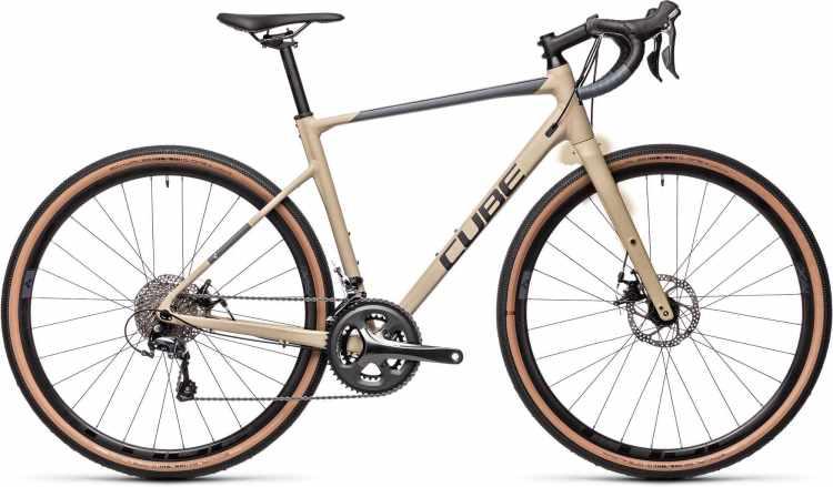 Cube Nuroad Pro desert n black 2021 - Cyclocross