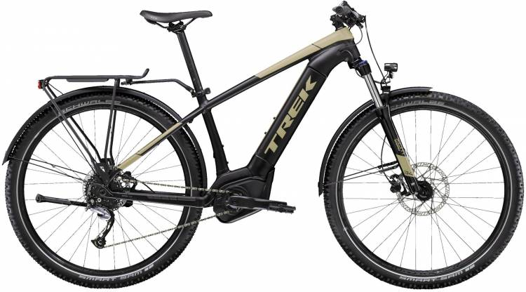 Trek Powerfly Sport 4 EQ Matte Trek Black/Quicksand 2020