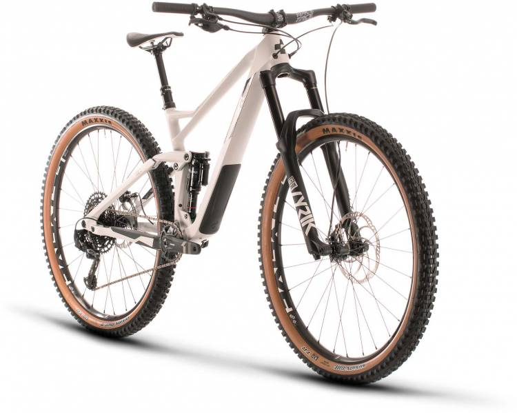 Cube Stereo 150 C:62 Race 29 grey n carbon 2020 - Fully Mountainbike
