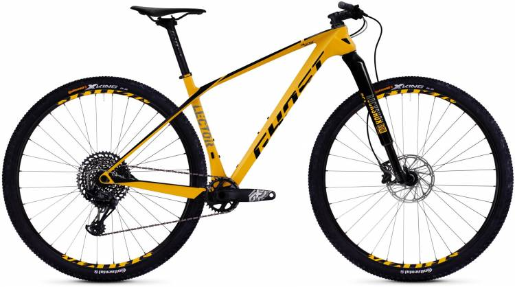 Ghost Lector 7.9 LC U 2019 - Hardtail Mountainbike